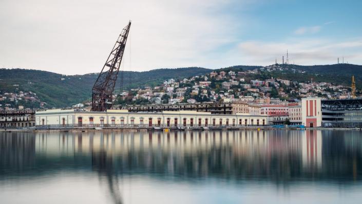 Aggiudicamento bando gestione Urban Center di Trieste