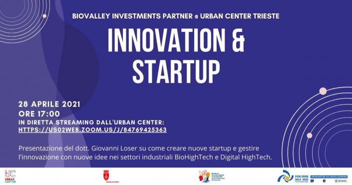 Innovazione & Startup