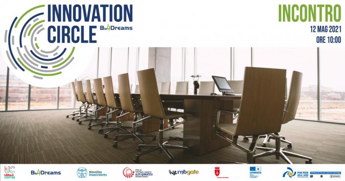 Innovation circle | Incontro del 12 maggio