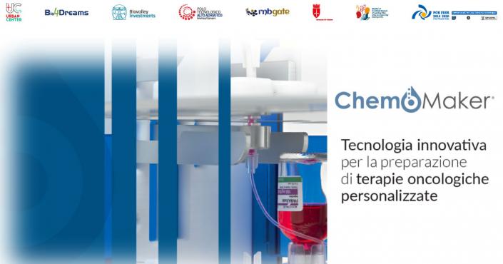 Locandina | Chemomaker