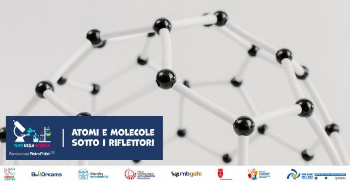 Atomi e molecole sotto i riflettori
