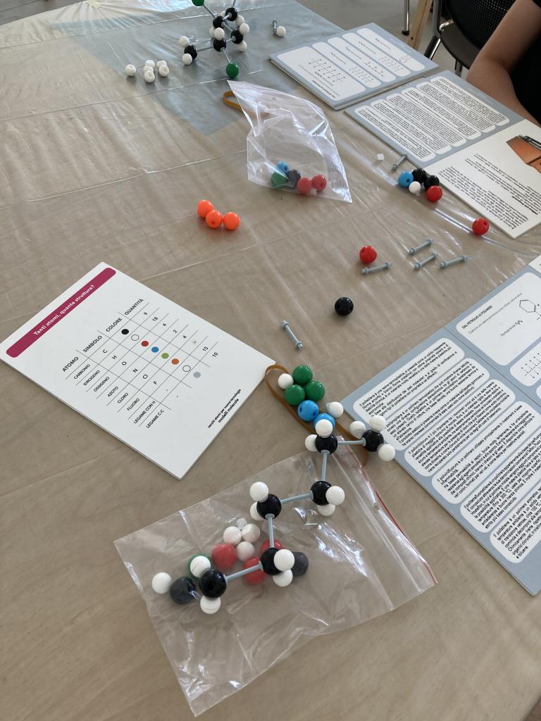 Atomi e molecole sotto i riflettori | 9 luglio