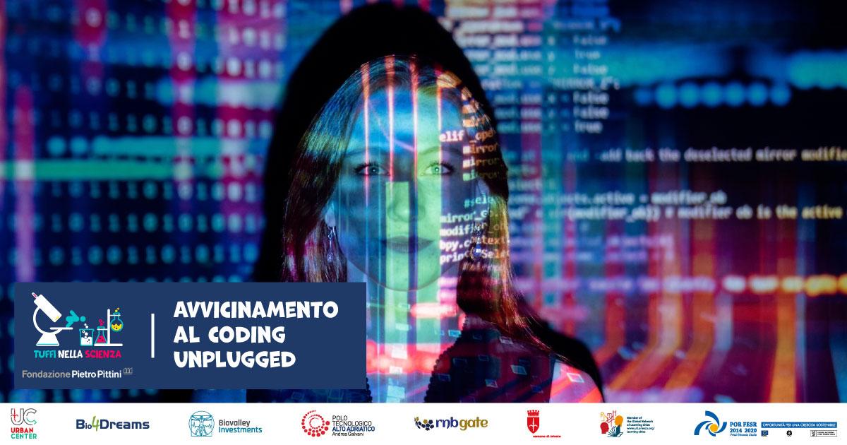 Avvicinamento al coding unplugged
