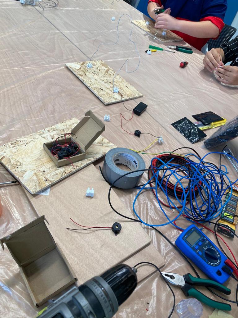Wire buzzer game | 16 luglio