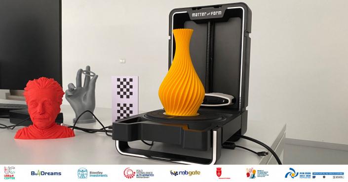 Utilizzo dello scanner 3D per l'ingegneria inversa