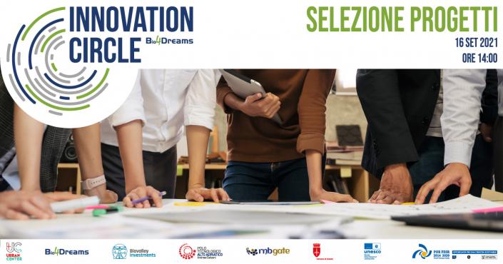 Locandina | IC - Selezione progetti | 16 settembre