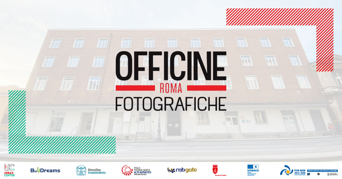 Officine Fotografiche Roma | Partner Urban Center Trieste