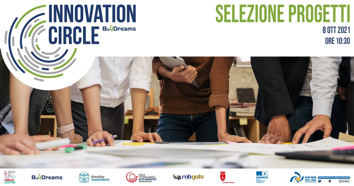 Locandina | IC - Selezione progetti | 8 ottobre